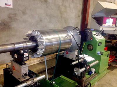 Urgent repair of siemens 550kw crusher motor jj loughran for Siemens servo motor repair