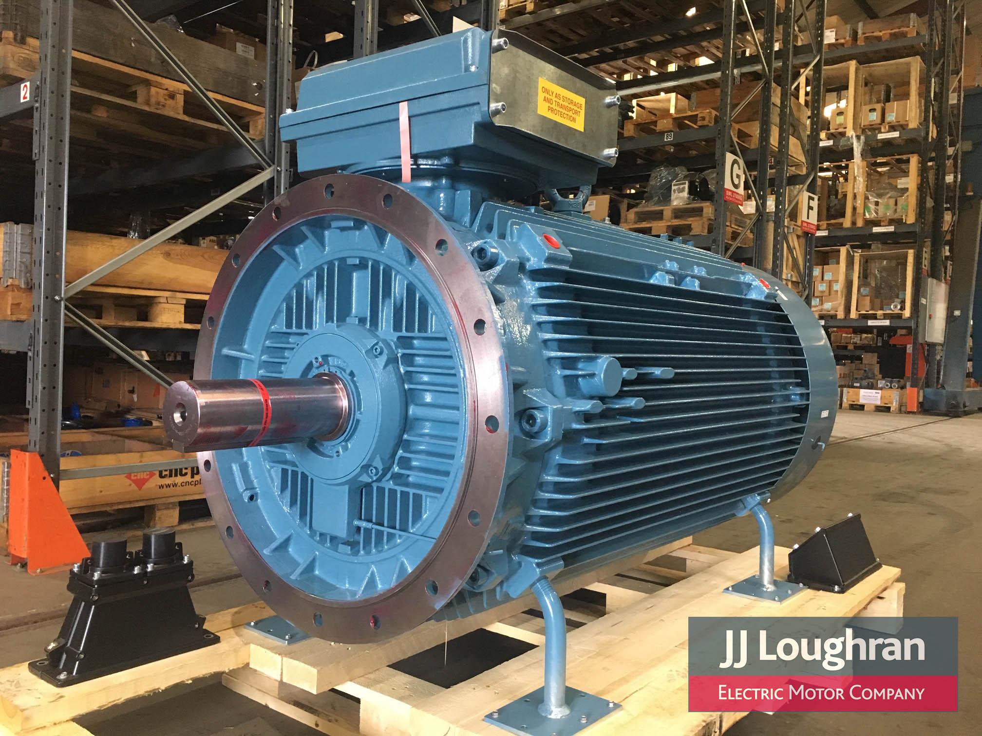 Home | JJ Loughran | Electric Motors, Gearboxes, Ventilation