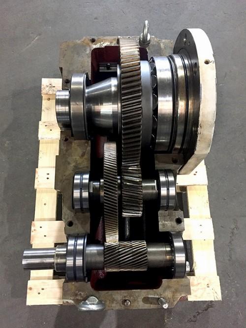Gear unit repair refurbishment jj loughran electric for Small electric motor repair