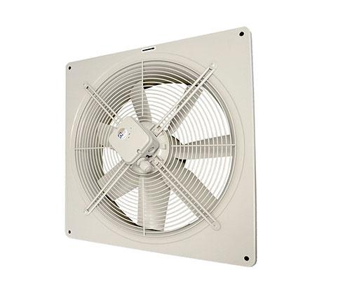Ziehl Abegg Single Phase Plate Fan | JJ Loughran | Electric Motors ...