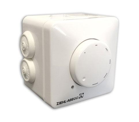 Ziehl Abegg Speed Controller | JJ Loughran | Electric Motors ...