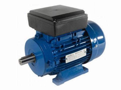 Single phase motors 110 240vac jj loughran electric for Large single phase motors
