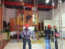 ARCH RUK SGS GWO BST Working at Heights Approval2