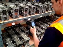 NEW BARCODING SYSTEM INSTALLED IN JJ LOUGHRAN'S WAREHOUSES
