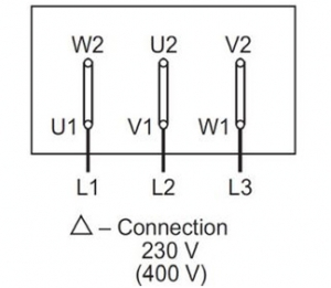 electrical connection diagrams jj loughran electric motors rh jjloughran com motor connection diagram 302 universal motor connection diagram