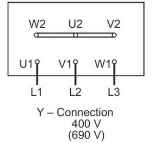 Electrical Connection Diagrams on wiring diagram 240 volt motor
